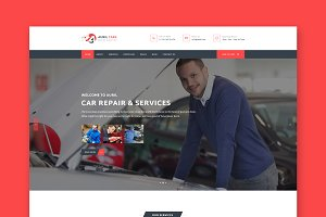 Auril - Car Repair WordPress Theme
