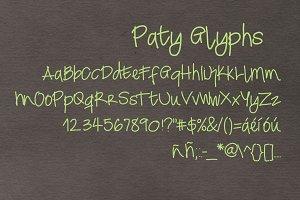 Paty Font