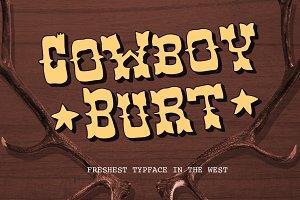 Cowboy Burt