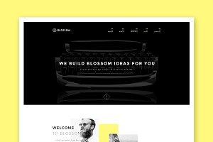 Blossom - MInimal WordPress Theme