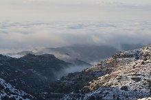 Landscape at winter