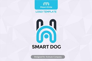 Hero Smart Dog , Minimal H Logo