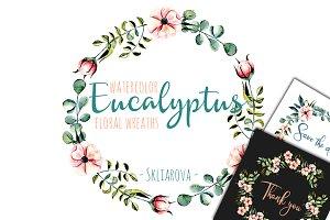 Eucalyptus. Wreaths.
