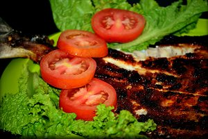 Grilled Fish 2