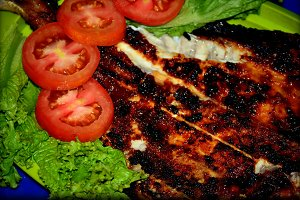 Grilled Fish 5