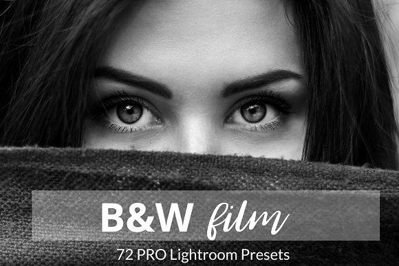 Black And White Film Lightroom