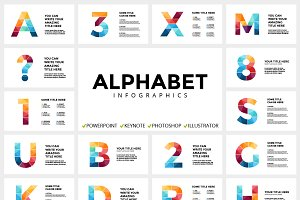 ALPHABET - Infographic Slides