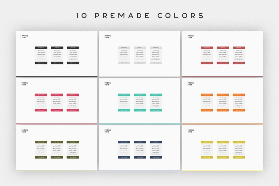 axiom simple presentation presentation templates creative market pro