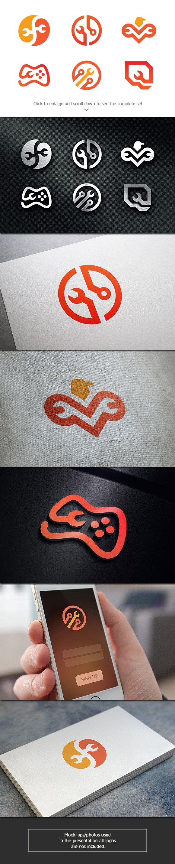 6 Best Of Services Logo Bundle