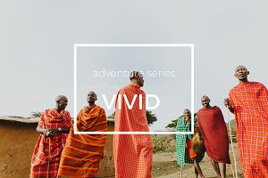 Adventure Series: Vivid LR Preset