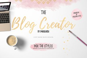 Creative Blog Creator