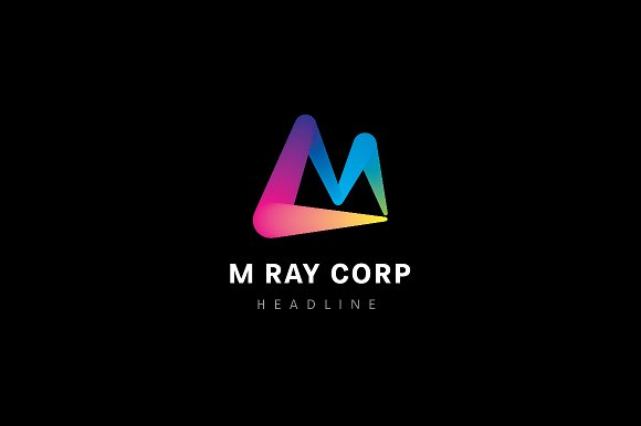 M Ray Corporation Logo