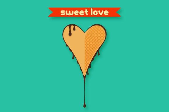 The Waffles Sweet Love