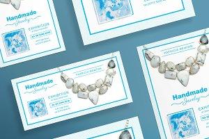 Flyers | Handmade Jewelry