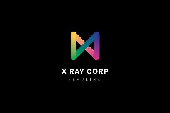X Ray Corporation Logo