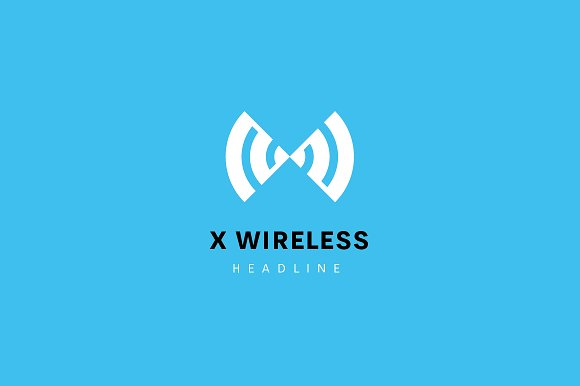 X Wireless Logo