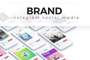 Brand - instagram Social Media