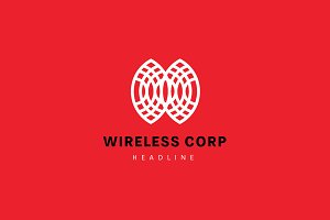 Wireless corporation logo.