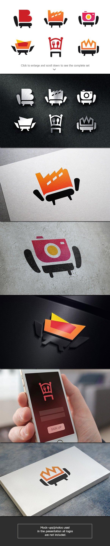 6 Furniture Logos