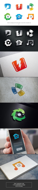 6 Entertainment Logos