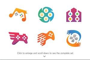 6 Game Logos