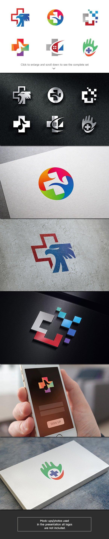 6 Medical Logos