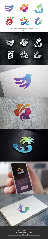 6 Restaurant Logos