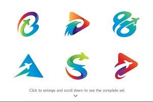 6 Travel Logos