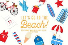 by  in Beach Icons