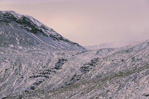 Winter Mountains #02