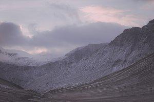 Winter Mountains #04