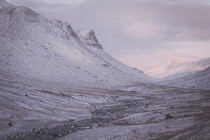 Winter Mountains #06