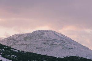 Winter Mountains #08
