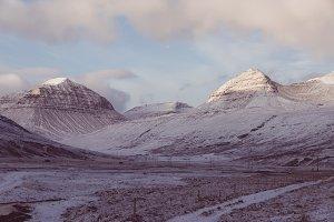 Winter Mountains #10