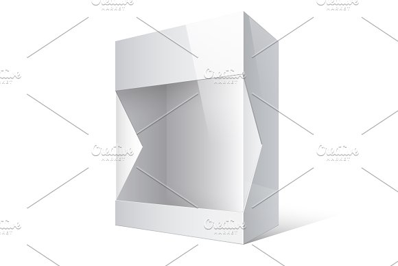 Light Package Cardboard Box