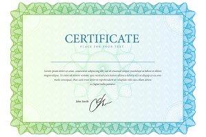 Certificate96