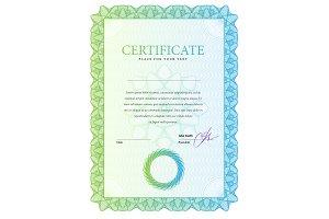 Certificate98