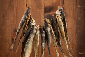 Dried and Salted Fish