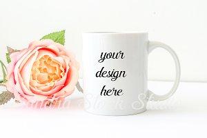 Styled Coffee Mug Mockup