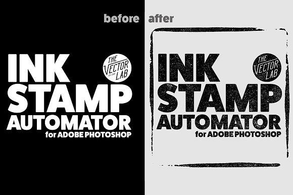 Ink Stamp Automator