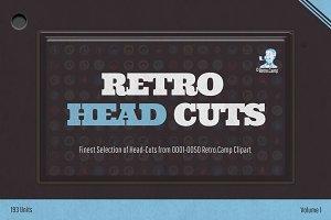 Retro Head-Cuts Vol.1