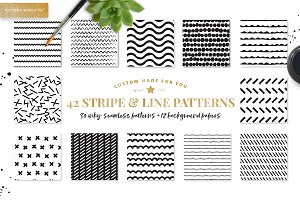 Stripe & Line Patterns