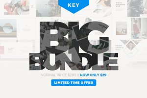 KEYNOTE BIG BUNDLE - 90% OFF