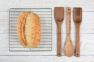 Bread Cooling Rack Utensils