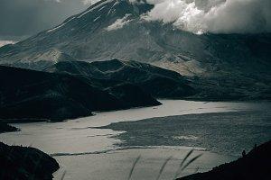 Mount St. Helens - Storm 1