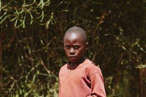 Rwandan Boy