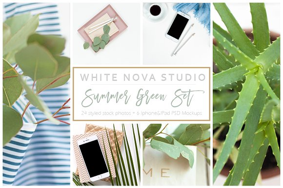 Summer Green Set