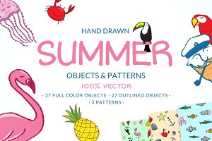Vector Summer Pack