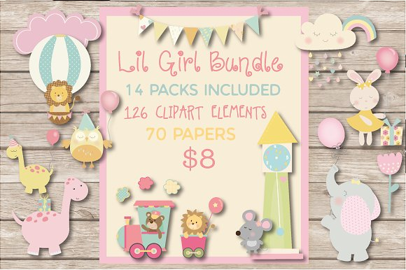 Lil Girl Bundle