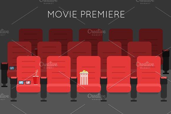 Cinema Seats Cinema Hall